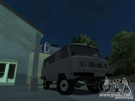 UAZ 451A for GTA San Andreas