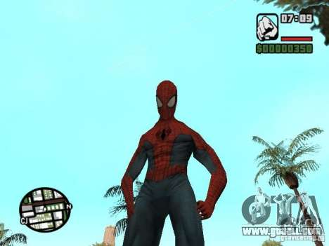 Spider-man 2099 for GTA San Andreas