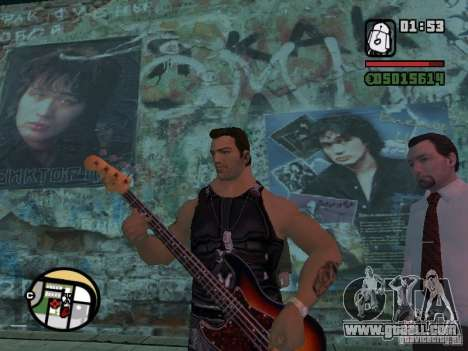 MOVIE songs on guitar for GTA San Andreas forth screenshot