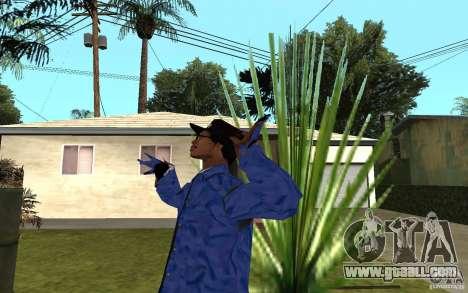 Crips 4 Life for GTA San Andreas third screenshot