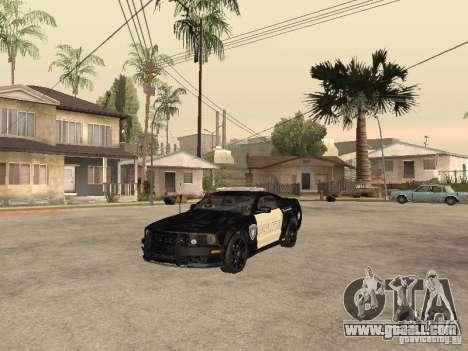 Saleen S281 2007 Barricade for GTA San Andreas