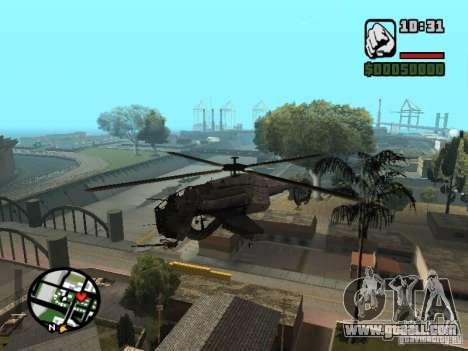 HL 2 VERT v1 for GTA San Andreas left view