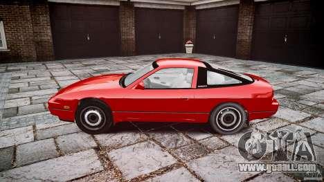 Nissan 240SX for GTA 4 inner view