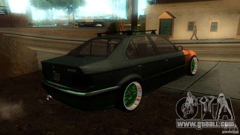 BMW E36 Daily for GTA San Andreas left view