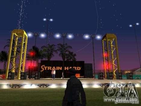 Concert of the AK-47 for GTA San Andreas forth screenshot