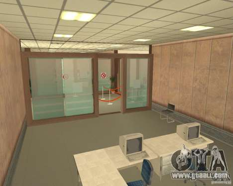 Bank in Los Santos for GTA San Andreas forth screenshot