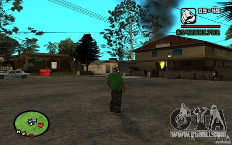New Grove-Street for GTA San Andreas third screenshot