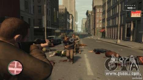 Contagium v1.2b for GTA 4 fifth screenshot