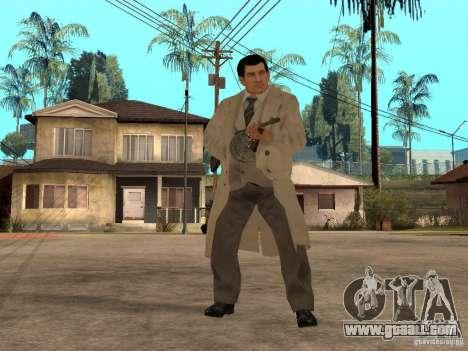 Joe Barbaro of Mafia 2 for GTA San Andreas