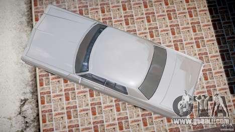 Dodge Monaco 1974 for GTA 4 right view