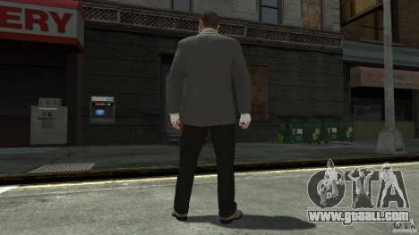 Gloves AlpineStar White for GTA 4 third screenshot
