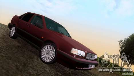 Volvo 850 Final Version for GTA San Andreas