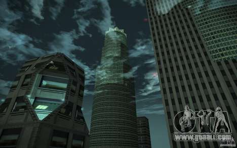 HD Skyscrapers for GTA San Andreas sixth screenshot