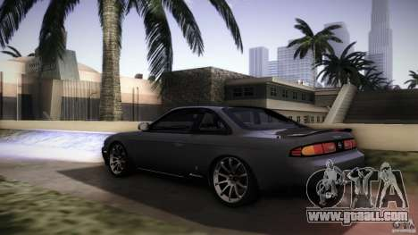Nissan Silvia S14 Zenk for GTA San Andreas left view