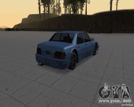 Machines without dirt for GTA San Andreas second screenshot