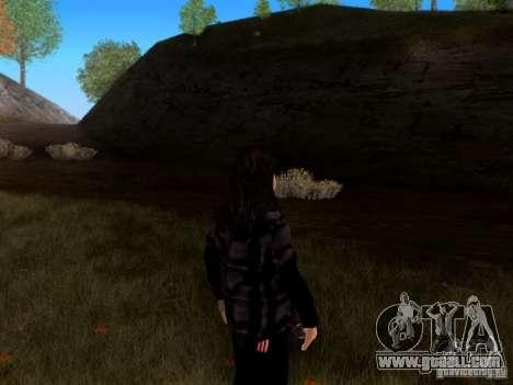 Skrillex for GTA San Andreas second screenshot