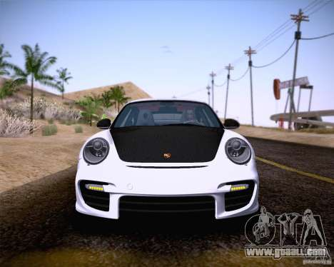 Porsche 911 GT2 RS 2012 for GTA San Andreas right view