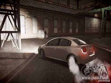 Nissan Sentra SE-R Spec V for GTA 4 right view