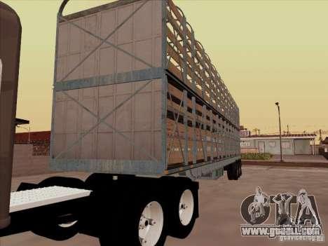 Trailer for Mack RoadTrain for GTA San Andreas