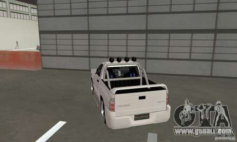 Dodge Ram SRT-10 Tuning for GTA San Andreas left view