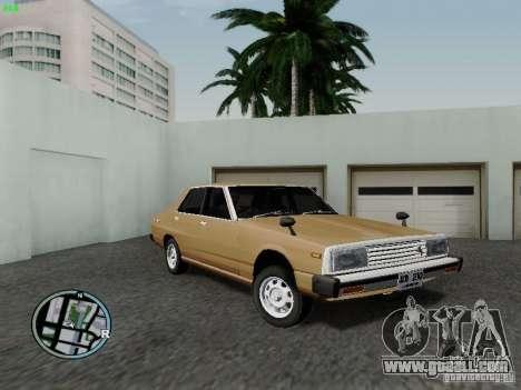 Nissan Skyline 2000GT C210 for GTA San Andreas