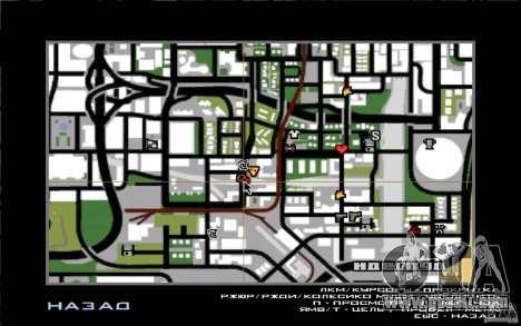 west coast coustoms for GTA San Andreas third screenshot