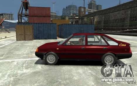 FSO Polonez Caro 1.4 16V for GTA 4 left view