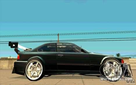 NFS:MW Wheel Pack for GTA San Andreas ninth screenshot