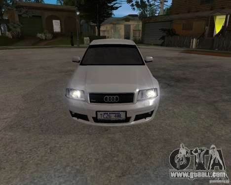 Audi RS6 (A6) for GTA San Andreas