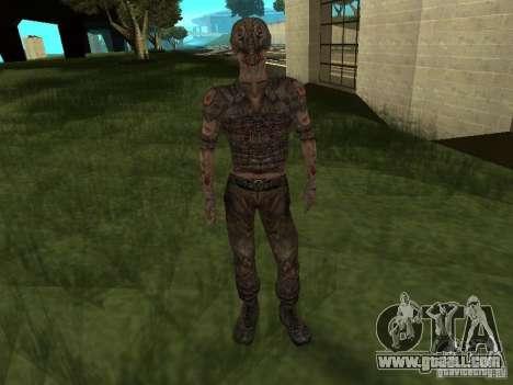 Snork from S.T.A.L.K.E. r for GTA San Andreas forth screenshot