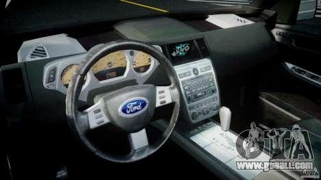 Ford Escape 2011 Hybrid Civilian Version v1.0 for GTA 4 right view
