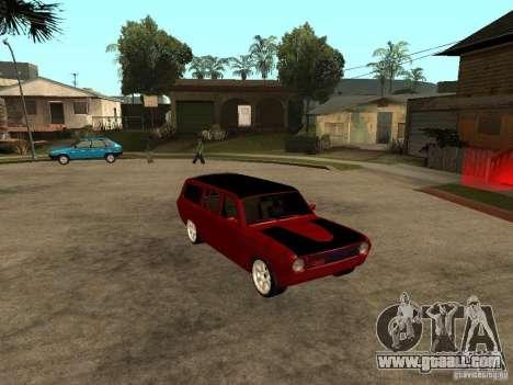 GAZ 24-12 for GTA San Andreas right view