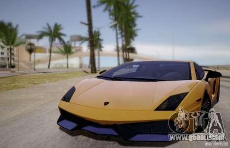 CreatorCreatureSpores Graphics Enhancement for GTA San Andreas second screenshot
