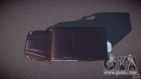 Mercedes Benz G500 (W463) 2008 for GTA 4 right view