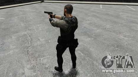 Sam Fisher v8 for GTA 4 fifth screenshot