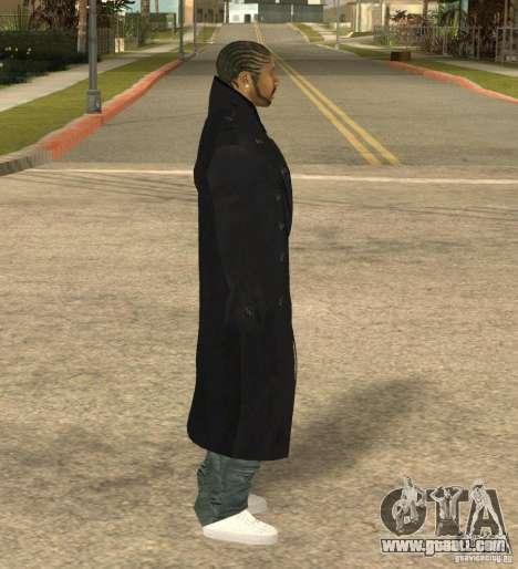 Casual Man for GTA San Andreas third screenshot