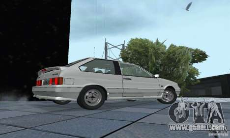 Vaz 2113 Suite v.1.0 for GTA San Andreas left view