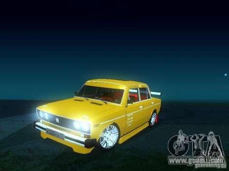 VAZ 2106 SPARKO for GTA San Andreas