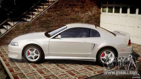 Ford Mustang SVT Cobra v1.0 for GTA 4 left view