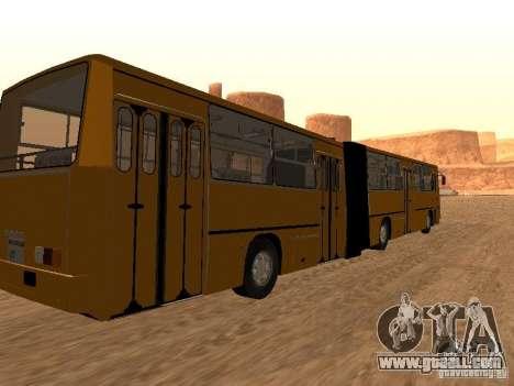 Trailer Ikarusu 280.33 for GTA San Andreas