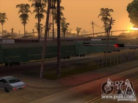 Wagon # 59004960 for GTA San Andreas right view