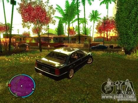 Lotus Carlton 1989 for GTA San Andreas left view