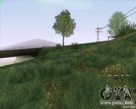 Project Oblivion 2010HQ for GTA San Andreas