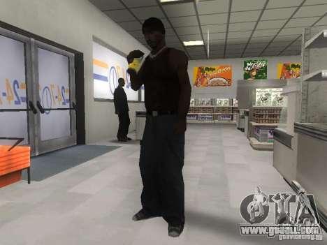 Reality GTA v2.0 for GTA San Andreas forth screenshot