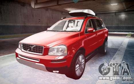 Volvo XC 90 for GTA 4
