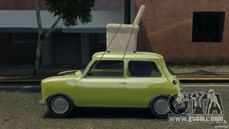 Mini Cooper for GTA 4 left view