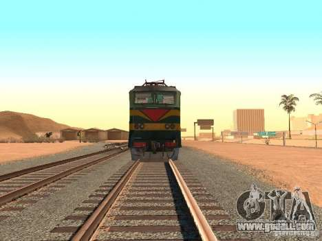 Cs7 233 for GTA San Andreas back view