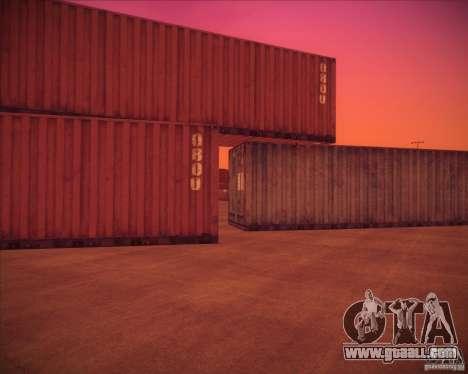 Portland for GTA San Andreas third screenshot