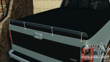 Saleen S331 [Final] for GTA 4 upper view