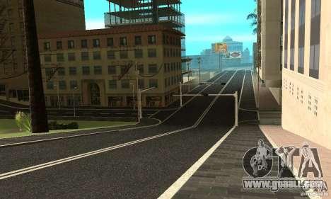 New road surface for GTA San Andreas third screenshot
